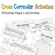 Benchmark Advance-1st Grade Unit 8 BUNDLE Week 1-3-Maps for Thinking &Activities