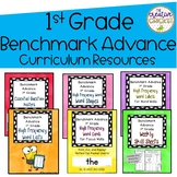 Benchmark Advance (2018) 1st Grade Classroom/Curriculum Resources