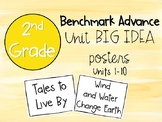 Benchmark Advance 2nd Grade Big Idea Posters