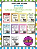Benchmark Advance 2nd Grade ELD Bundle Units 1-10