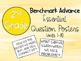 Benchmark Advance 2nd Grade Essential Question Posters