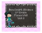Benchmark Advance 2nd Grade Focus Wall Posters