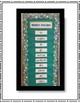 Benchmark Advance 2nd Grade Spelling Words BUNDLE Units 1-10