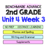 Benchmark Advance - 2nd Grade Unit 4 Week 3 - Maps for Thinking & Activities