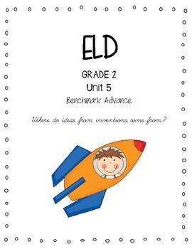 Benchmark Advance 2nd Grade Unit 5 ELD Companion