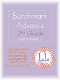 Benchmark Advance 2nd Grade Unit 6 Week 1