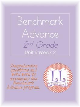 Benchmark Advance 2nd Grade Unit 6 Week 2
