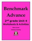 Benchmark Advance 2nd grade Unit 4 worksheets