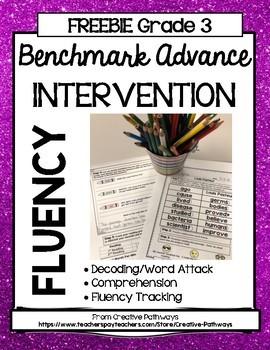 Benchmark Advance 3rd Grade, Freebie