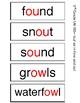 Benchmark Advance 3rd Grade Spelling Words UNIT 6