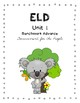 Benchmark Advance 3rd Grade Unit 1-10 Bundle! ELD Companion