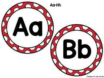 Benchmark Advance ABC Bean Bag Toss