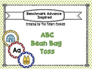 5b. Benchmark Advance ABC Bean Bag Toss