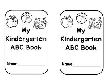 5a. Benchmark Advance ABC Cards & Coloring Book
