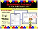 Benchmark Advance (Ca.) Second Grade Oral Presentations Units 1 - 10