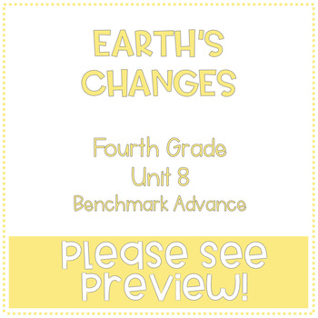 Benchmark Advance Close Reading Companions (Fourth Grade, Unit 8)