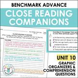 Benchmark Advance Close Reading Companions (Second Grade, Unit 10)