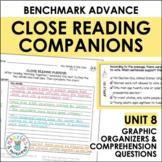 Benchmark Advance Close Reading Companions (Second Grade, Unit 8)