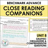Benchmark Advance Close Reading Companions (Third Grade, Unit 8)