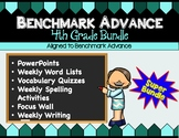 Benchmark Advance (California): Fourth Grade Super Bundle