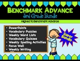 Benchmark Advance (California): Third Grade Super Bundle