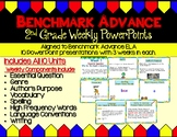 Benchmark Advance ELA PowerPoint Companion - Second Grade