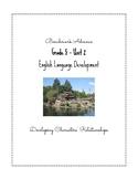 Benchmark Advance ELD - Grade 5, Unit 2