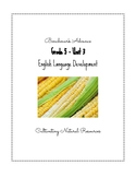 Benchmark Advance ELD - Grade 5, Unit 3