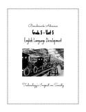 Benchmark Advance ELD - Grade 5, Unit 5