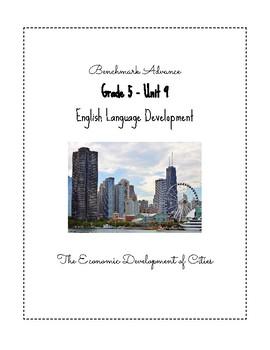 Benchmark Advance ELD - Grade 5, Unit 9