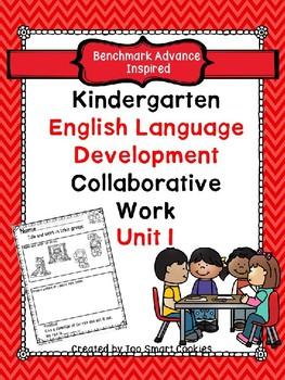 Benchmark Advance English Language Development Companion Unit 1