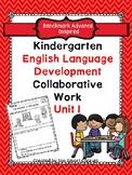 2a. Benchmark Advance English Language Development Companion Unit 1