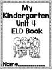 Benchmark Advance English Language Development Companion Unit 4