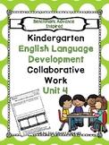 2d. Benchmark Advance English Language Development Companion Unit 4