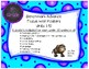 Benchmark Advance Grade Focus Wall Posters For Grades 5 & 6 UNITS 1-10 BUNDLE!!