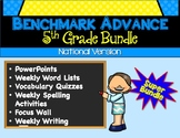 Benchmark Advance Fifth Grade Bundle (National)