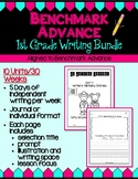 Benchmark Advance First Grade Daily Writing Journals | Uni