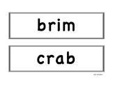 Benchmark Advance First Grade - Bulletin Board Spelling Words Unit 3