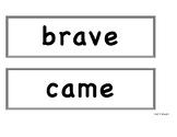 Benchmark Advance First Grade - Bulletin Board Spelling Words Unit 5