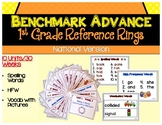 Benchmark Advance First Grade Personal Reference Rings (National)