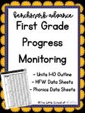 Benchmark Advance First Grade Progress Monitoring