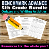 Benchmark Advance Fifth Grade. Reading Comprehension & Writing WHOLE YEAR BUNDLE