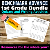 Benchmark Advance First Grade. Reading Comprehension & Writing WHOLE YEAR BUNDLE