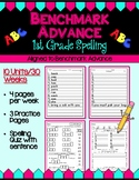 Benchmark Advance First Grade Spelling Activities