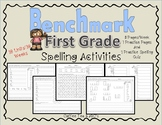 Benchmark Advance First Grade Spelling Activities