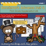 Benchmark Advance Supplement - 1st Grade UNIT4 with Depth and Complexity Week 1