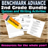 Benchmark Advance Second Grade Reading Comprehension & Writing WHOLE YEAR BUNDLE