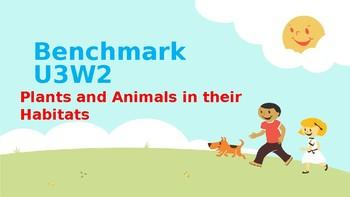 Benchmark Advance Grade 2 Powerpoint Unit 3 Week 2 Day 1