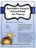 Benchmark Advance Grade 2 Unit 3 Roll and Read High Freque
