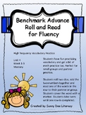 Benchmark Advance Grade 2 Unit 4 Roll and Read High Freque
